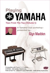 DVD Tutorial: Tips From the Top - Vol.1 (Glyn Madden)