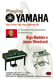 DVD Tutorial: Tips From the Top - Vol.2 (Glyn Madden)