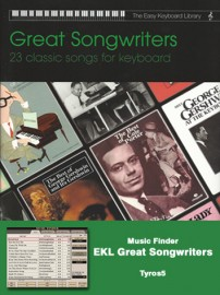 Music Finder Download: EKL Great Songwriters (Tyros5)