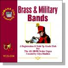 'Brass & Military Bands' - Registrations for AR Organs