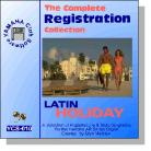 'Latin Holiday' - Registrations for AR Organs