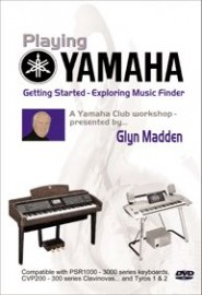 DVD Tutorial: Getting Started - Exploring Music Finder (Glyn Madden)