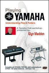 DVD Tutorial: Understanding Files & Folders (Glyn Madden)