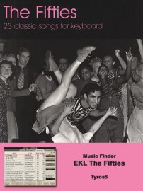 Music Finder Download - EKL The Fifties (Tyros5)