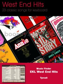 Music Finder Download - EKL West End Hits (Tyros5)