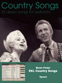 Music Finder Download: EKL Country Songs (Tyros4)