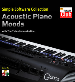 Simple Software Collection - Acoustic Piano Moods