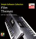 Simple Software Collection - Film Themes 1 (Tyros5)