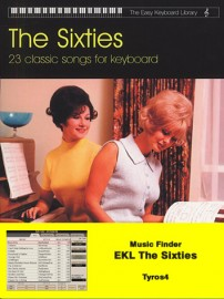 Music Finder Download - EKL The Sixties (Tyros4)
