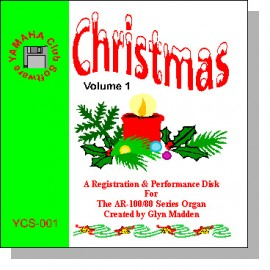 'Christmas' - Registrations for AR Organs