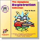 'Pop & Rock' - Registrations for AR Organs