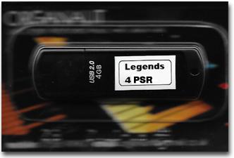 Legends-4-PSR - Software for Yamaha PSR-S770 and PSR-S970